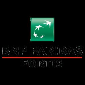 Logo BNP Paribas Fortis (partner)